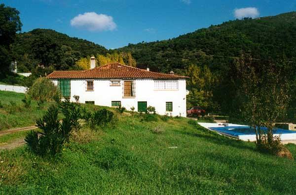 El portal de la sierra de aracena en internet casas rurales la encina - Casas rurales sierra de aracena ...